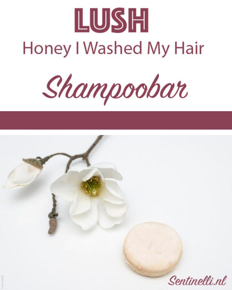 LUSH Honey I Washed My Hair shampoobar