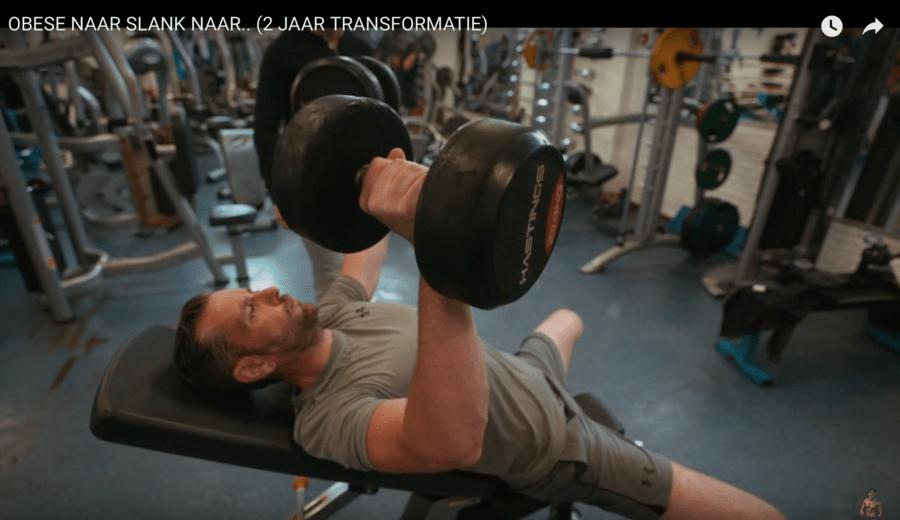 Nieuwe personal trainingsvideo van mijn man met personal trainer Anthony Kruijver!