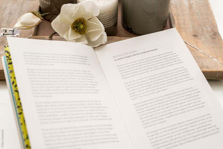 Blog boek Tips & Inspiratie voor meer blogplezier