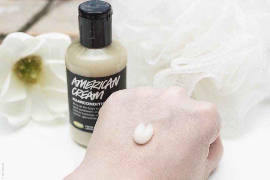 LUSH American Cream haarconditioner