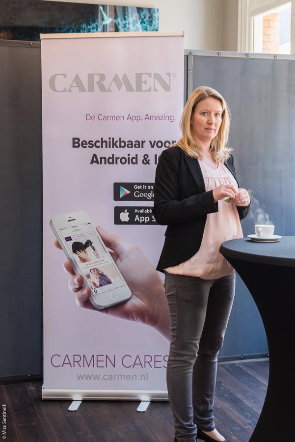 Carmen Beauty Event met Quinty Trustfull