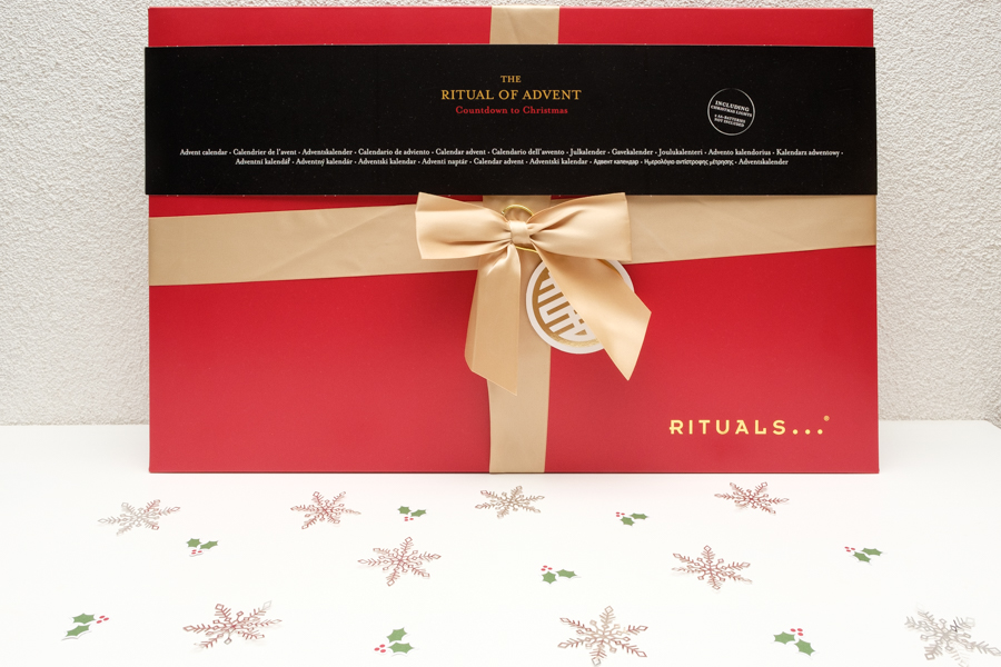 Rituals The Rituals Of Advent - Advent Deluxe 3D adventskalender