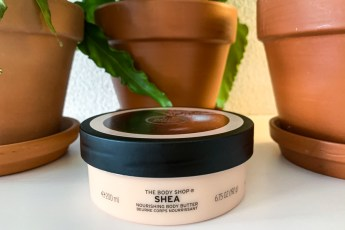 The Body Shop SHEA Nourishing Body Butter