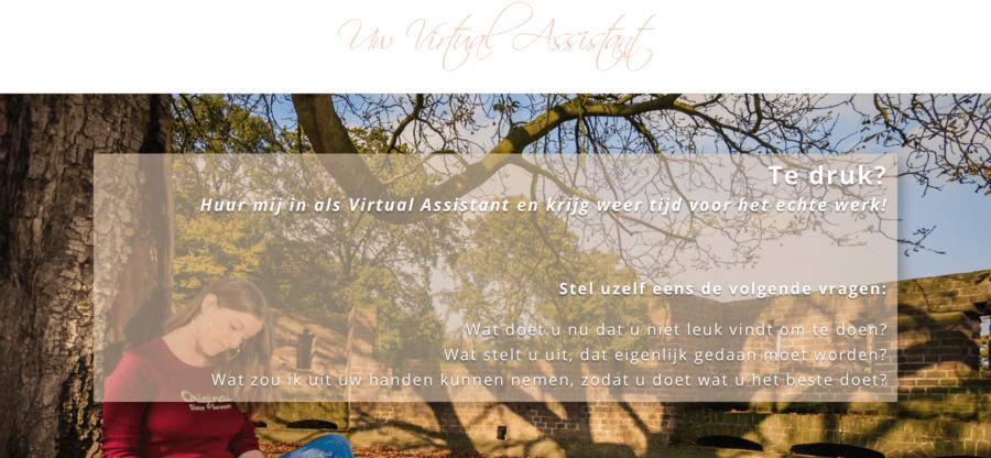 Uw Virtual Assistant