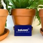 Winactie - Win een bol.com cadeaukaart t.w.v. 25 Euro!