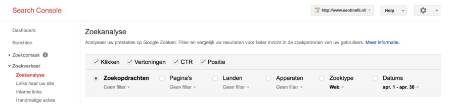Zoekanalyse via Google Webmaster Tools en leuke, grappige zoekresultaten #26