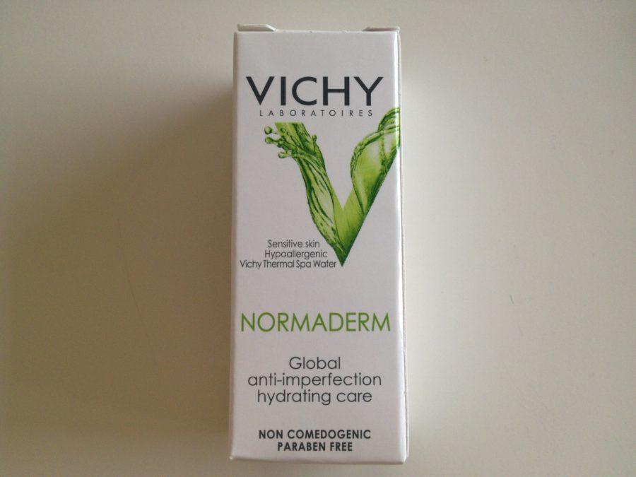 Vichy Creme verpakking
