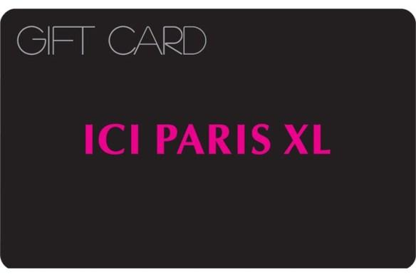 Winactie - Win een ICI Paris XL e-Gift Card van 20 Euro
