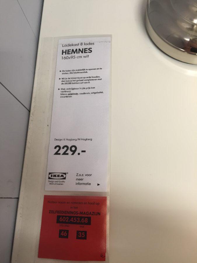 Kast IKEA