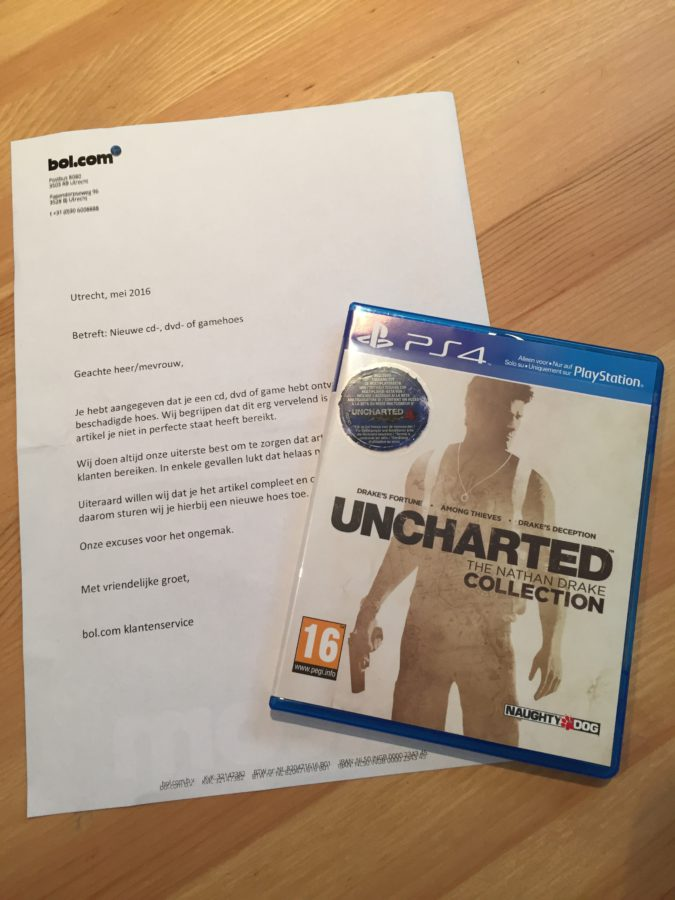 Uncharted - Nathan Drake Collection