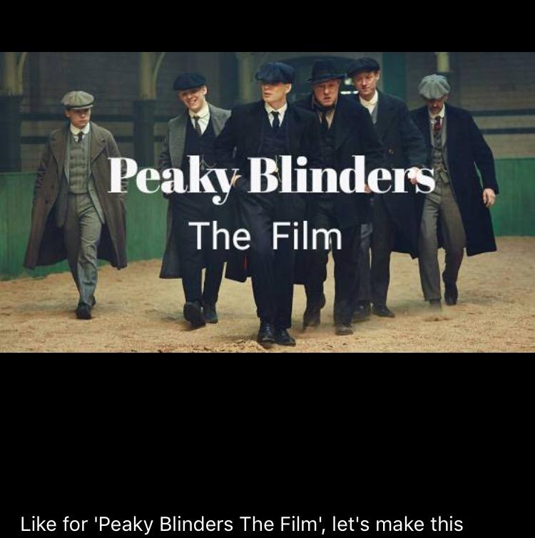 Peaky Blinders film