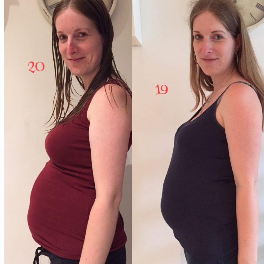 Zwangerschapsupdate 20 weken - Krijgen we een zoon of een dochter?