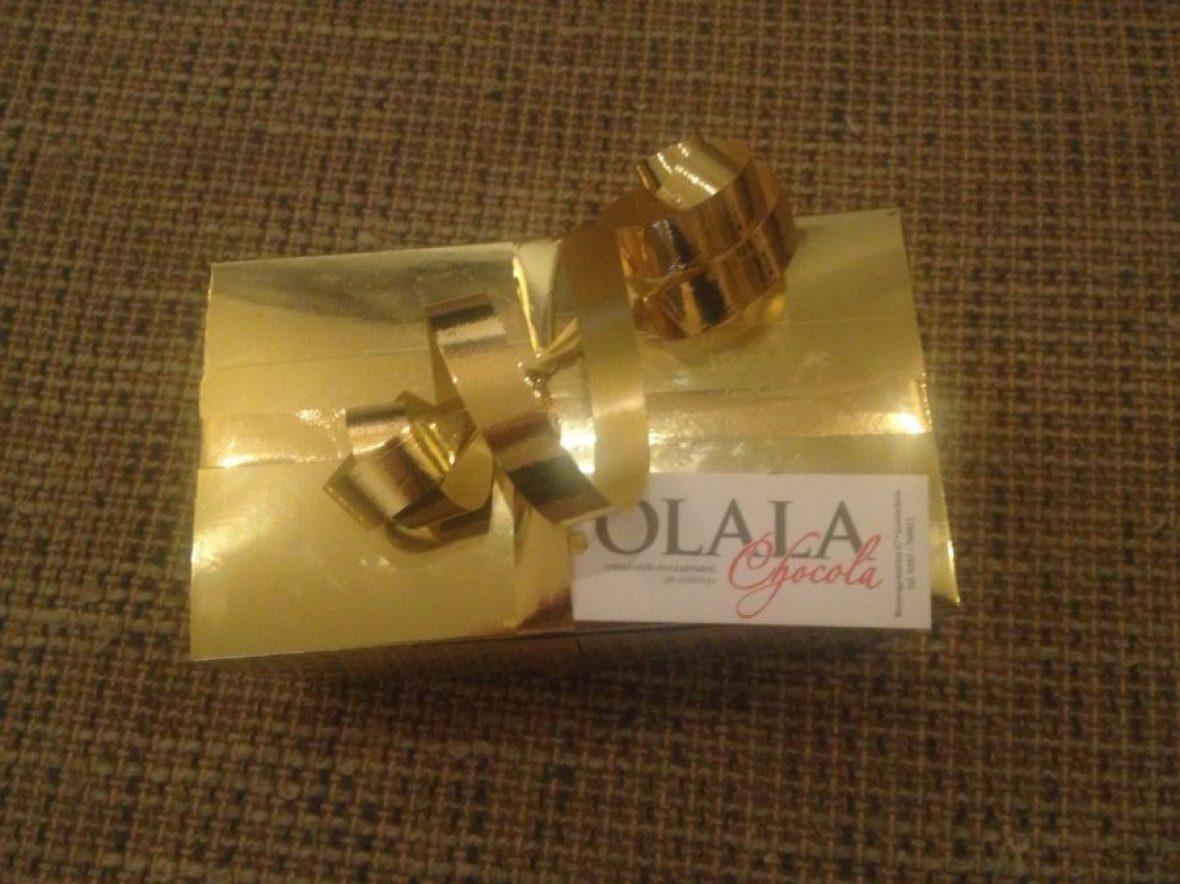 Workshop bonbons maken bij Olala Chocola