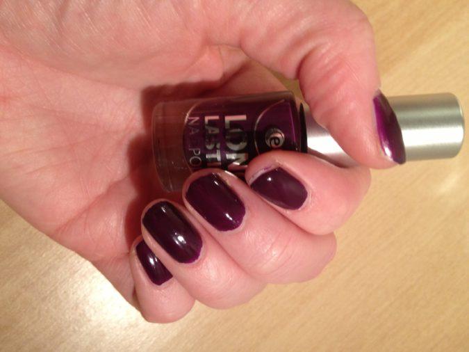 Etos long lasting nail polish 129