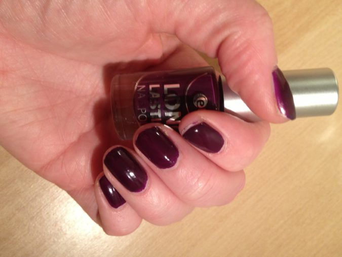 Etos long lasting nail polish 129
