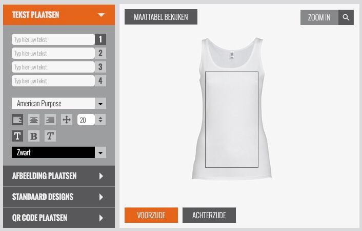 Top met eigen ontwerp via digitranser.info + winactie!