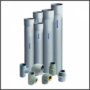 Agri Pipes and Fittings