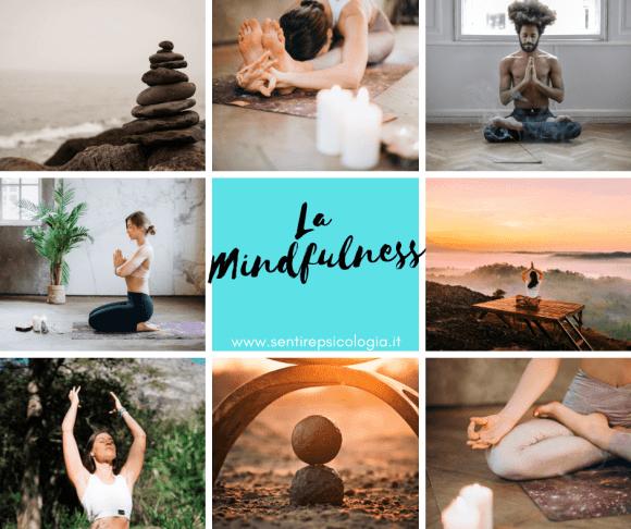 Mindfulness definizione