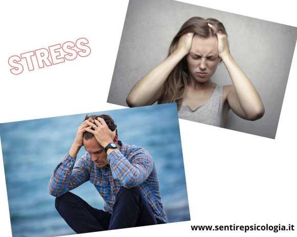 Cosa è lo stress psicologia
