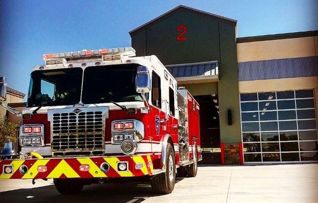 fire station diesel exhaust fume