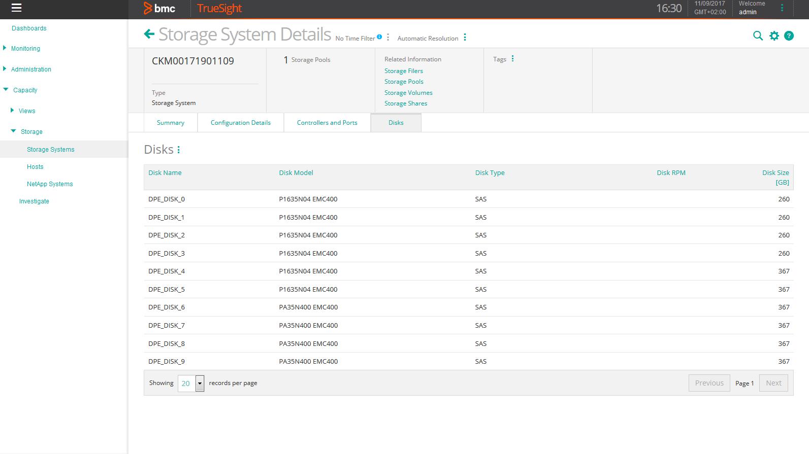 Dell Emc Unity Cim Server Etl