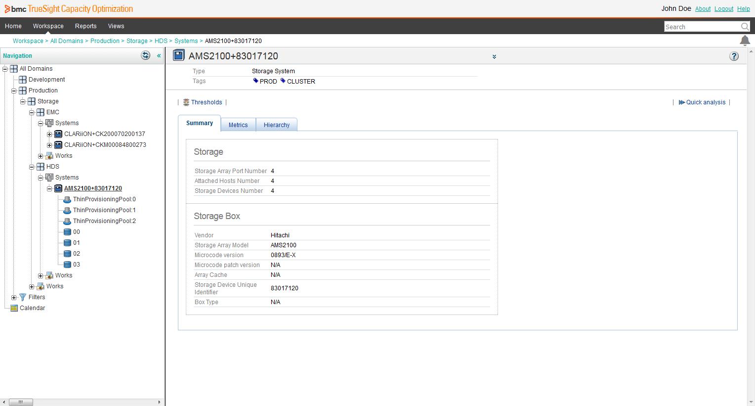 Hitachi Device Manager Etl