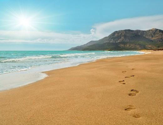 Yaz Bitiyor Mu? | Patara Plajı