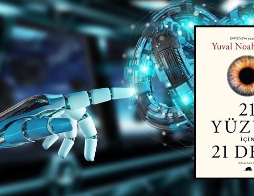 21. Yüzyıl için 21 Ders   Yuval Noah Harari