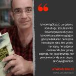 Yazarlarımızdan Alıntılar | Atakan Balcı