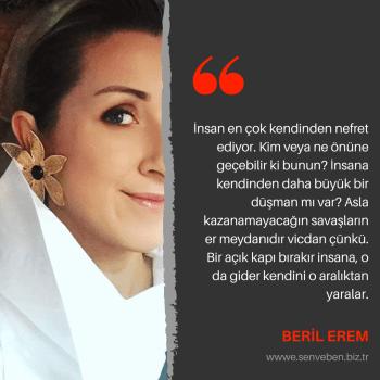 Yazarlarımızdan Alıntılar | Beril Erem