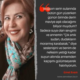 Yazarlarımızdan Alıntılar | Emel Erem