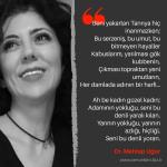 Yazarlarımızdan Alıntılar | Dr. Mehtap Uğur