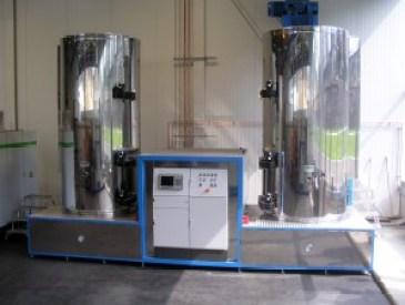 Alta calidad nitruración por plasma