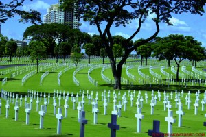 Manila American War Cemetery and Memorial