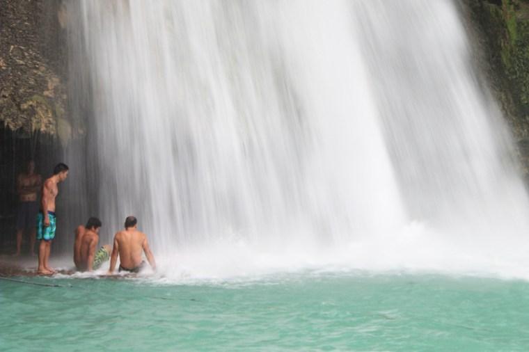 Kawasan Falls, Badian, Cebu