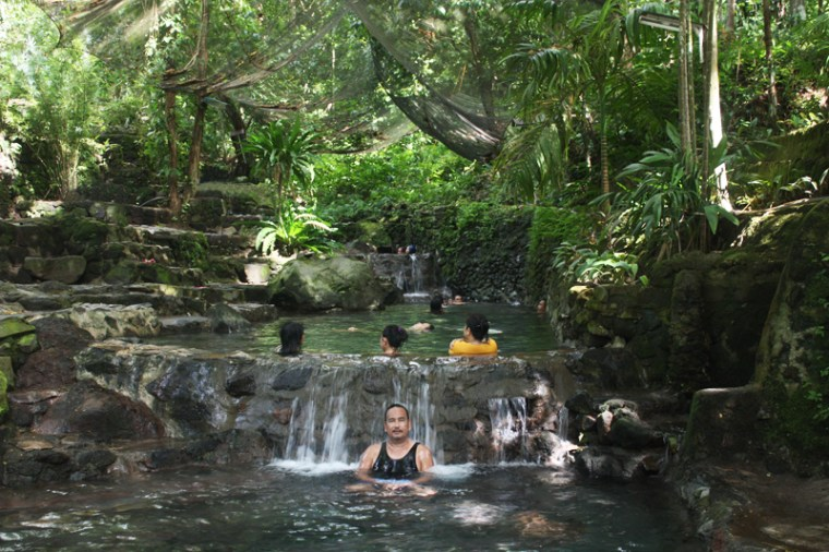Ardent Hot Spring,Camiguin