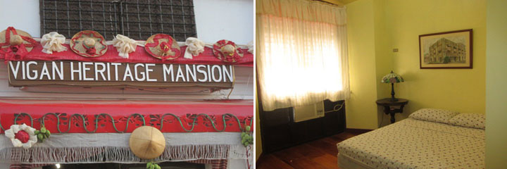 Vigan Heritage Mansion
