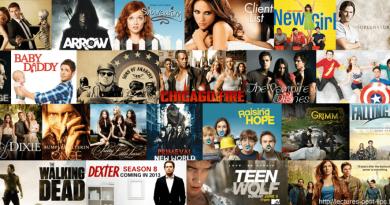 il mondo delle serie tv