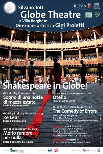 Locandina 2015 Globe