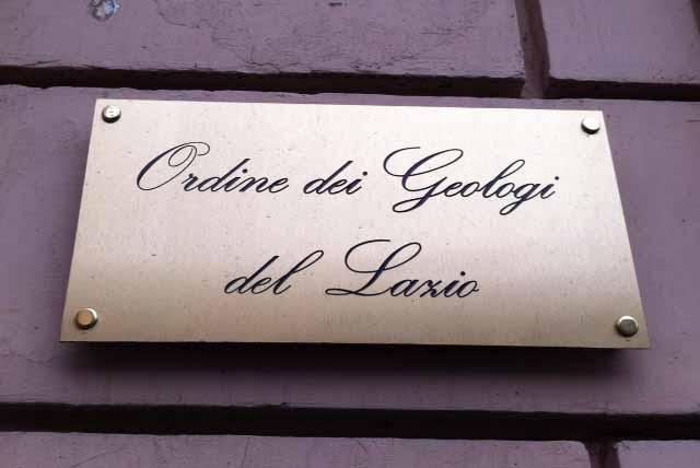 Geologi del Lazio.