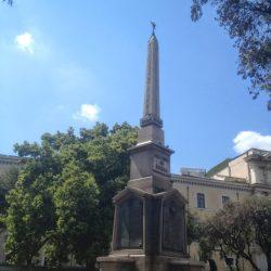 obelisco dei dogali