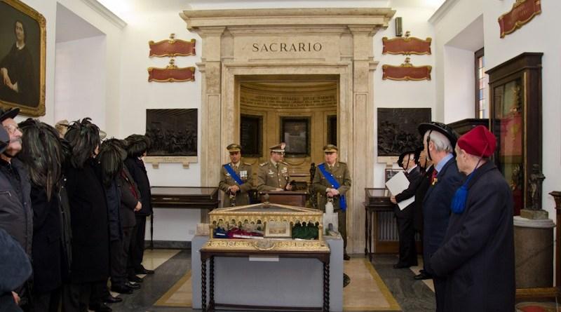 Museo storico dei Bersaglieri a Porta Pia