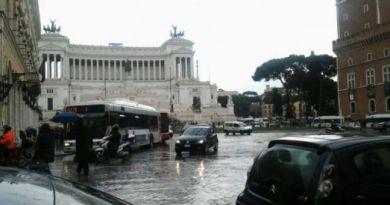 Meteo avverso Roma