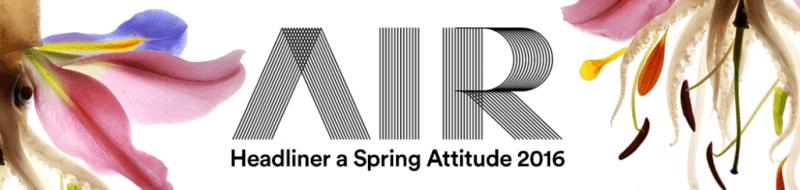 Spring Attitude 2016