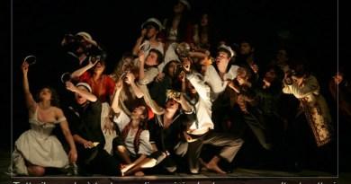In un mondo schizofrenico una soluzione c'è: facciamo Teatro.