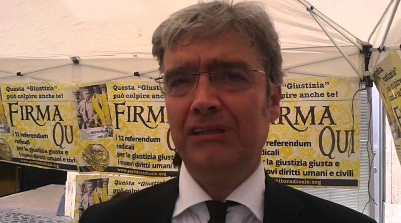 Maurizio Turco, partito radicale