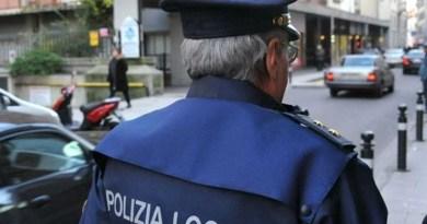 vigili urbani di Roma Capitale