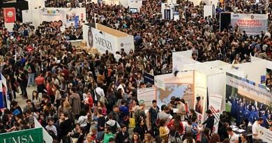 Fiera di Roma torna Campus Orienta! Il Salone dello Studente.