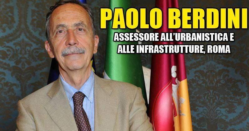 Paolo Berdini. Stadio della Roma
