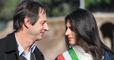 Luca Bergamo, Virginia Raggi